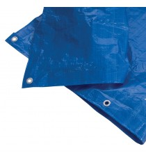 6.1m x 3.6m Tarpaulin - Waterproof and Tear-Proof