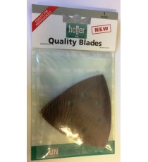 Heller Multi Tool Sanding Pads - 93mm - 10 pack