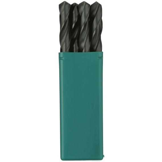 Heller 11mm HSS Rolled Twist Metal Drill Bits - 5 Pack