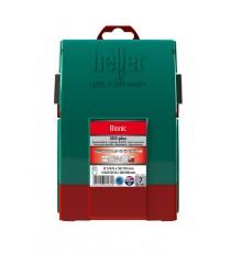 Heller SDS-Plus Bionic 7 Piece Hammer Drill Bit Set 5mm - 12mm
