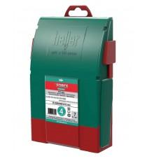 Heller SDS+ Plus XForce 7 piece Hammer Drill Bit Set 5mm - 12mm