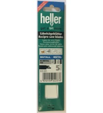 Heller S922EF Reciprocating Metal Sabre Saw Blades - 5 Pack