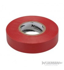 Red Electricians PVC Insulation Tape 19mm x 33m