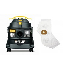 V-TUF M Class Dust Extractor 110V + Accessories Kit